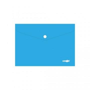 Obal s patentkou PP/A5, modrý