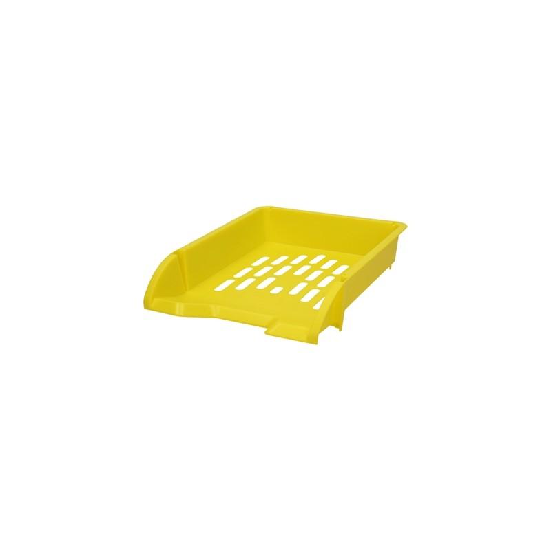 Zásuvka odkladacia A4 TTO - žltá