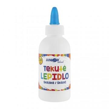 Lepidlo tekuté/biele JUNIOR 120 ml