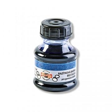 Pečiatková farba KOH-I-NOOR 50 g, modrá