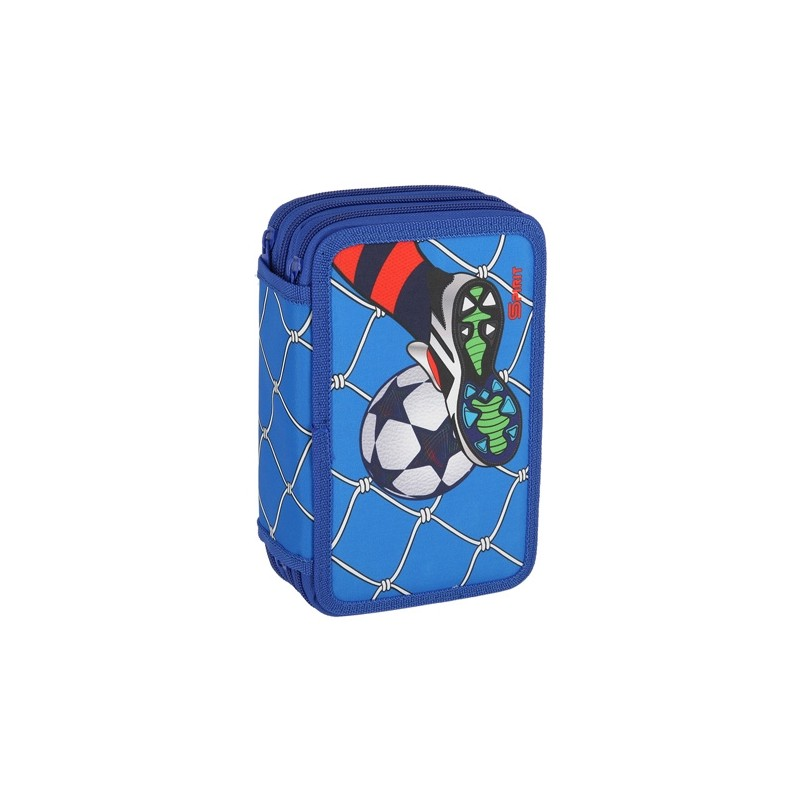 Peračník 3-poschodový/plný, Football Goal
