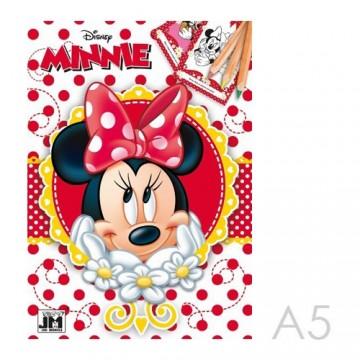 Omaľovánka A5 JM Minnie