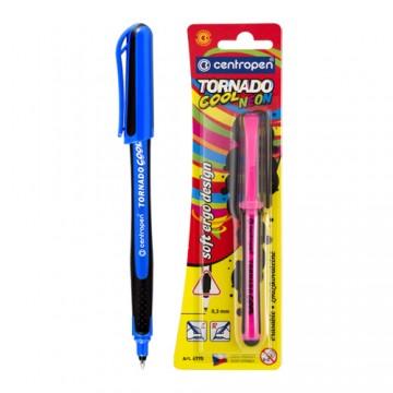 Pero guľôčkové CENTROPEN 4775 Tornado Cool, blister