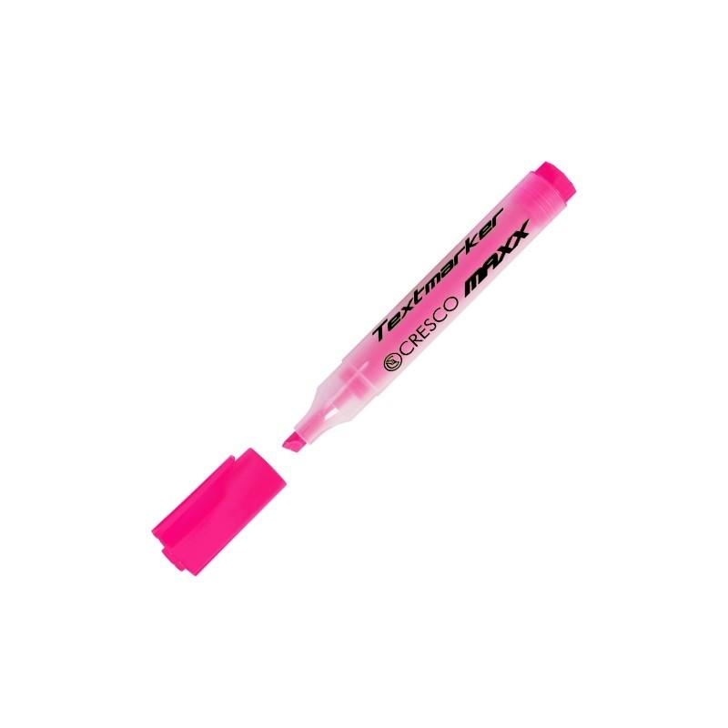 Zvýrazňovač MAXX - ružový