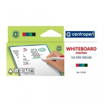 Popisovač CENTROPEN 2709 Whiteboard - sada 4 ks