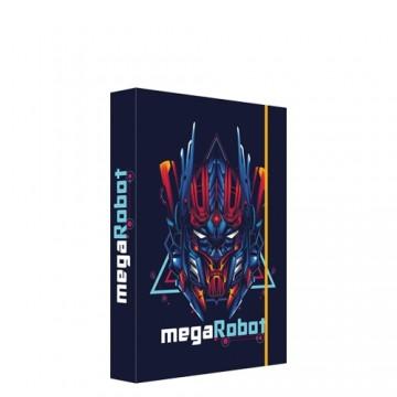 Box na zošity A5 Jumbo Megarobot