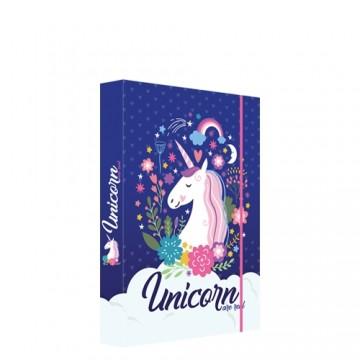 Box na zošity A5 Jumbo Unicorn