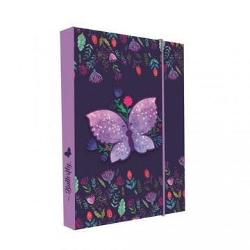Box na zošity A5 Butterfly