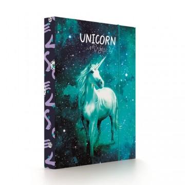 Box na zošity A5 Unicorn