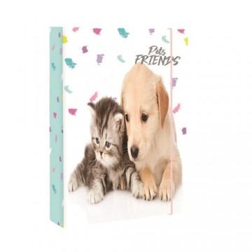 Box na zošity A5 Pets Friends