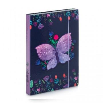 Box na zošity A4 Butterfly