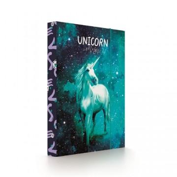 Box na zošity A4 Unicorn