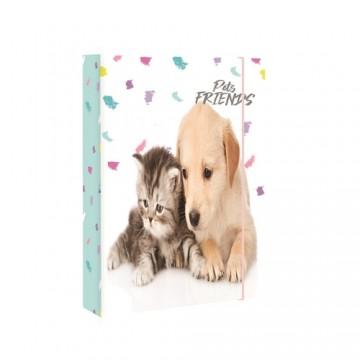 Box na zošity A4 Pets Friends