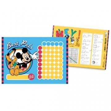 Rozvrh hodín Mickey and Friends