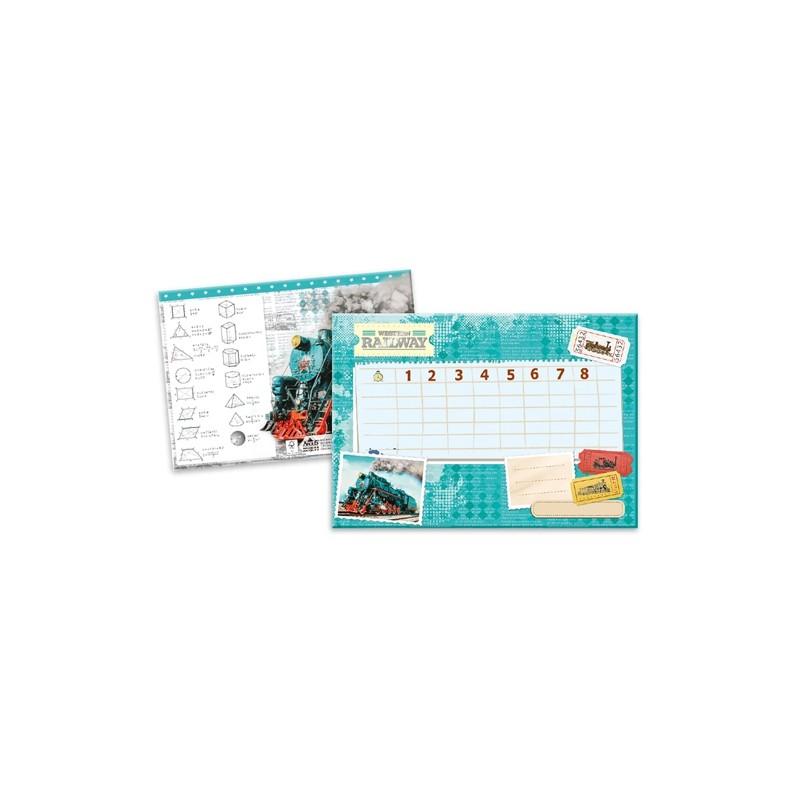 Rozvrh hodín Railway