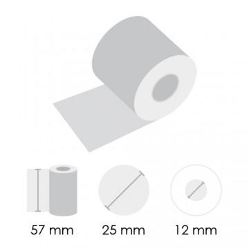 Kotúčiky TERMO 57/25/12 mm (1ks)