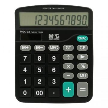 Kalkulačka M&G stolová MGC-02, 12-miestna