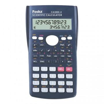 Kalkulačka vedecká 240 funkcií Foska CA3000-4