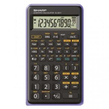 Kalkulačka vedecká SHARP SH-EL501TVL