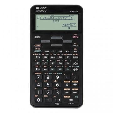 Kalkulačka vedecká 420 funkcií Sharp ELW531TLBBK
