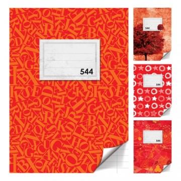 Zošit A5, 40 listový - linajkový 544
