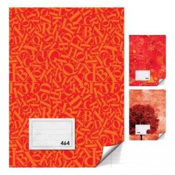 Zošit A4, 60 listový - linajkový 464