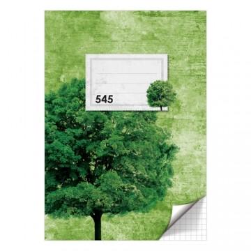 Zošit A5, 40 listový - štvorčekový 545