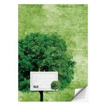 Zošit A4, 60 listový - štvorčekový 465