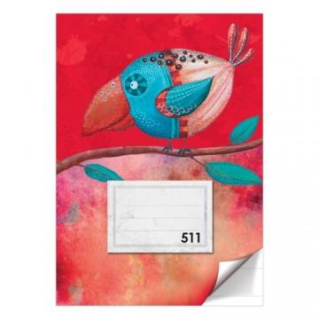 Zošit A5, 10 listový - linajkový 511