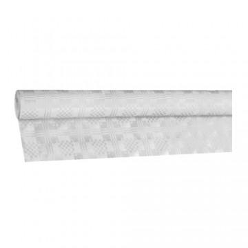 Papierový obrus rolovaný 10 x 1,20 m, biely