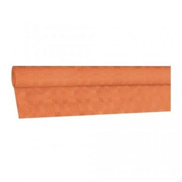 Obrus papierový rolovaný 8 x 1,20 m, apricot