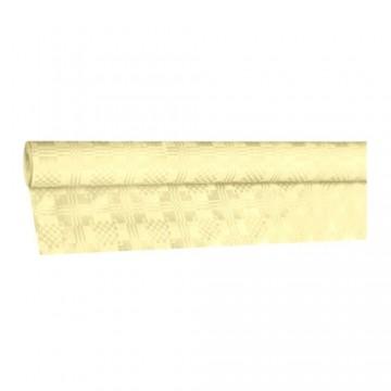 Obrus papierový rolovaný 8 x 1,2 m, béžový