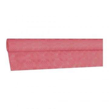 Obrus papierový rolovaný 8 x 1,20 m, ružový