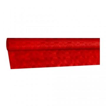Obrus papierový rolovaný 8 x 1,20 m, červený