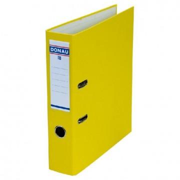 Zakladač pákový DONAU poloplastový 7,5cm žltý