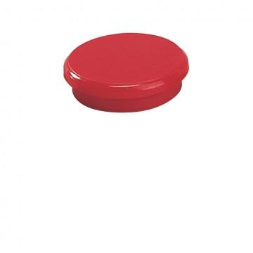 Magnet 24 mm červený