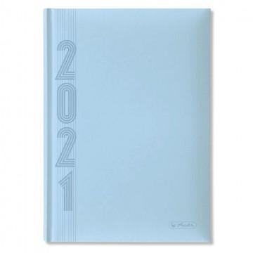 Diár Cheftimer A5 1D/1st svetlo modrý 2021