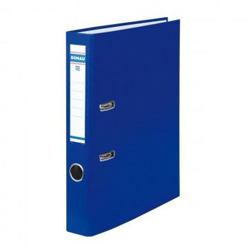 Zakladač pákový DONAU poloplastový 5cm modrý