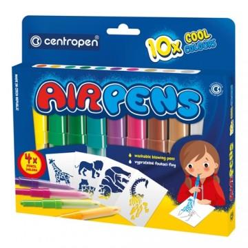 Fixy - fúkacie CENTROPEN 1500/10 Cool Colours