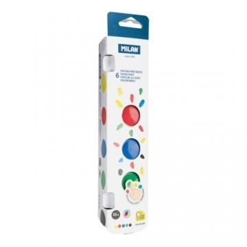 Farby prstové MILAN 25 ml - sada 6 farieb