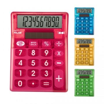 Kalkulačka MILAN stolová 10-miestna Look