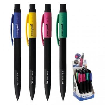 Mikroceruzka / Pentelka MILAN PL1 Touch HB/0,5 mm - mix farieb