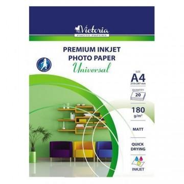 """Fotopapier """"Universal"""", matný, A4, 180 g"""