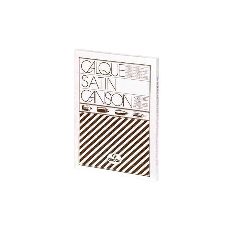 Pauzovací papier Canson A4 90 g, 250 ks