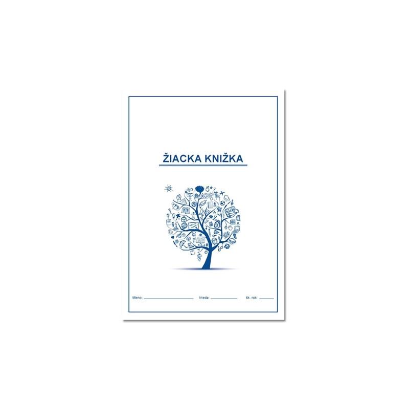 Zošit A5 Žiacka knižka 8 listov