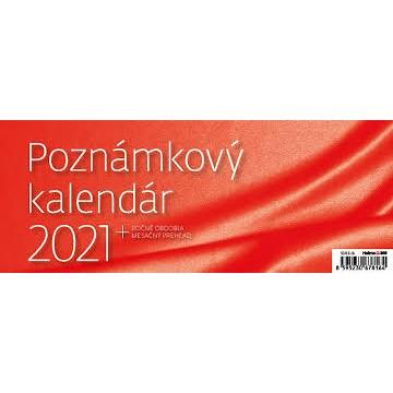 Stolový kalendár poznámkový OFFICE 2021
