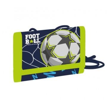 Detská textilná peňaženka futbal 2