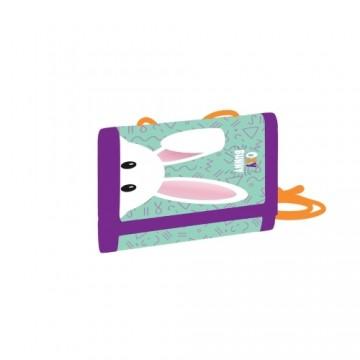 Detská textilná peňaženka Oxy Bunny