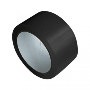 Lepiaca páska čierna 48 mm x 66 m