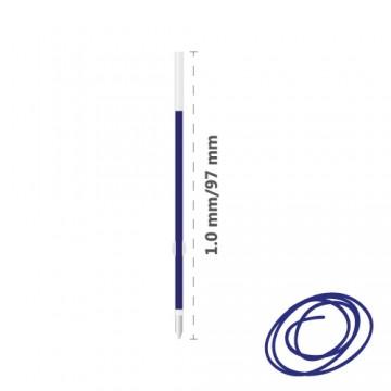 Náplň guľôčková MILAN Capsule 1,0 mm - modrá